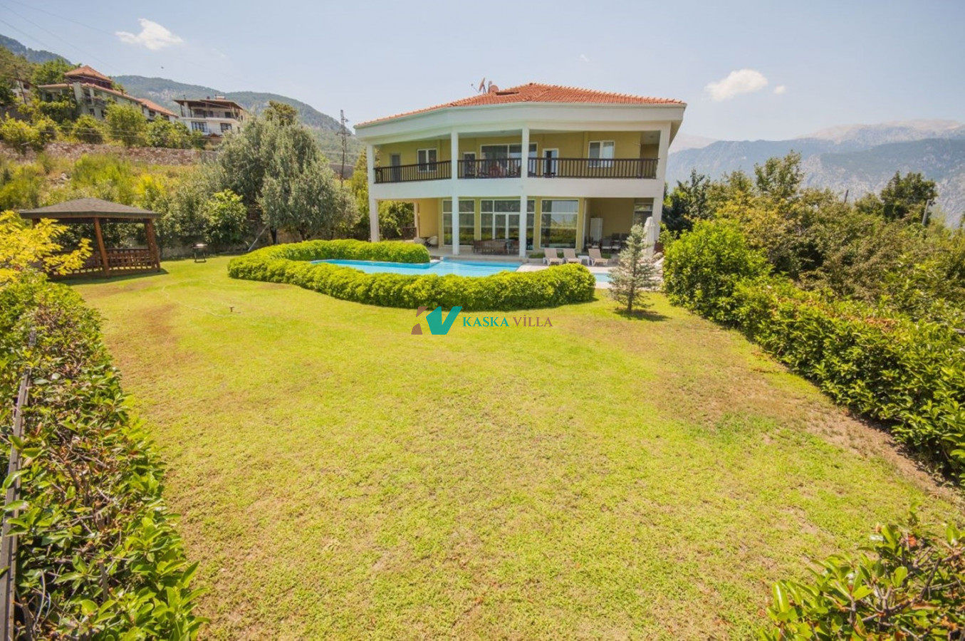 Villa Taç Mahal