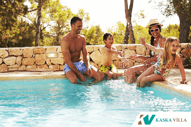 Aileler İçin Kiralık Yazlık Villa Tutmanın Faydaları