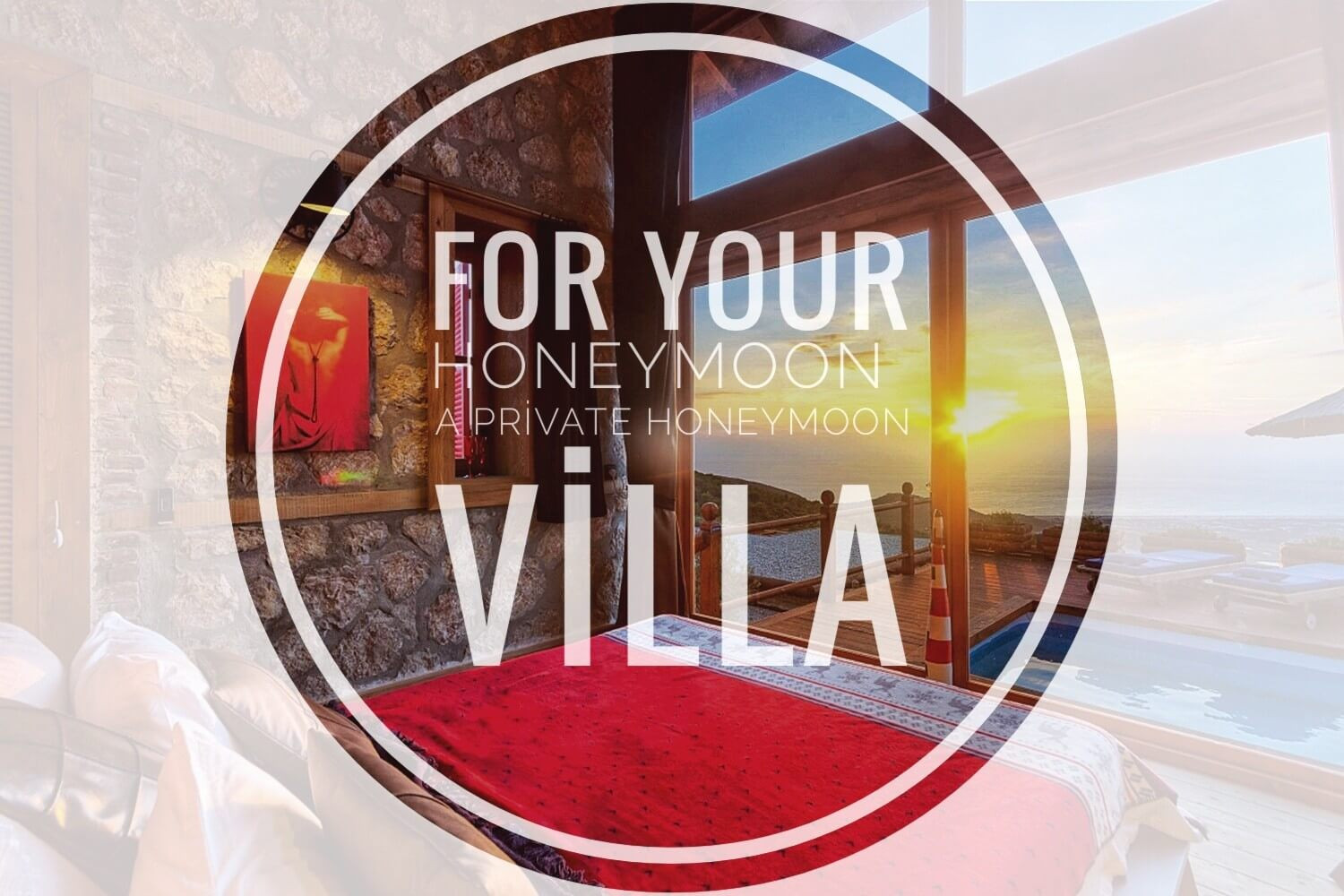 For Your Holiday A Private Honeymoon Villa