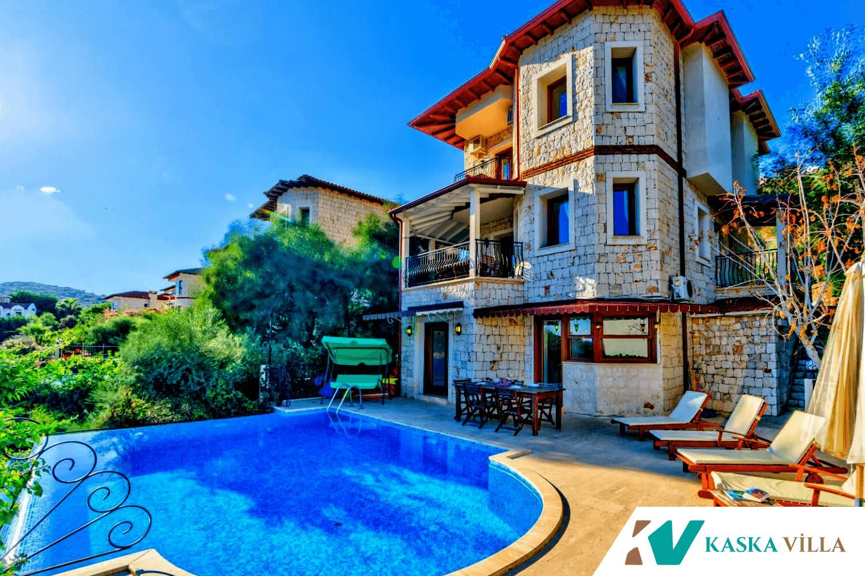 Kiralık Havuzlu Villaların Sağladığı Avantajlar