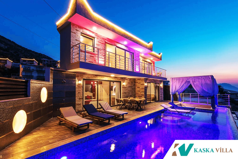 Villada Tatil İçin Cazip Fırsatlar