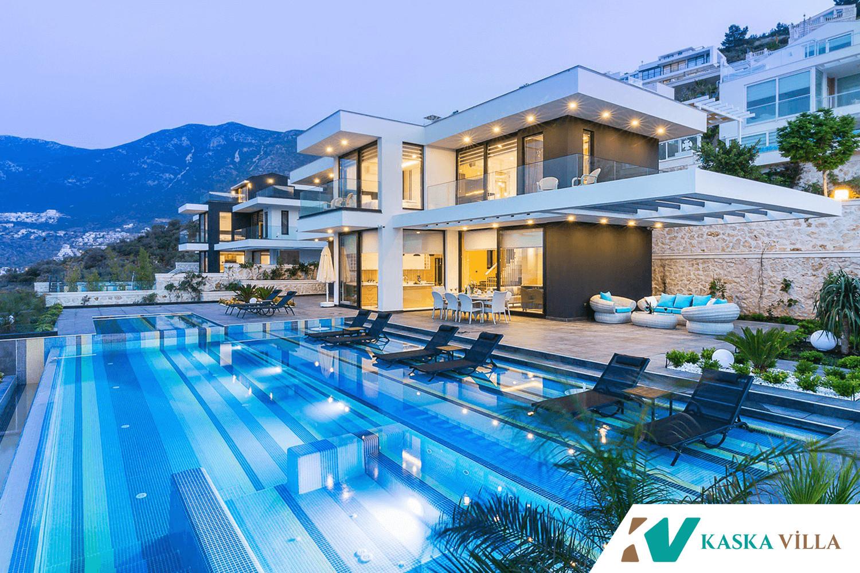Lüks Kiralık Villa Nasıl Seçilir?