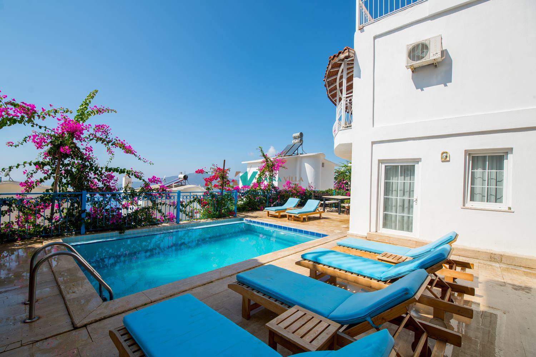 Villa Paradise Manzara