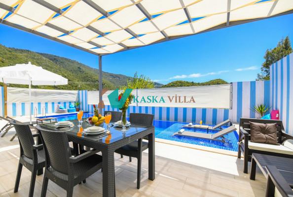 Villa Barış İkizce