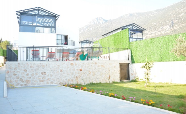 Villa Özgür Kalkan