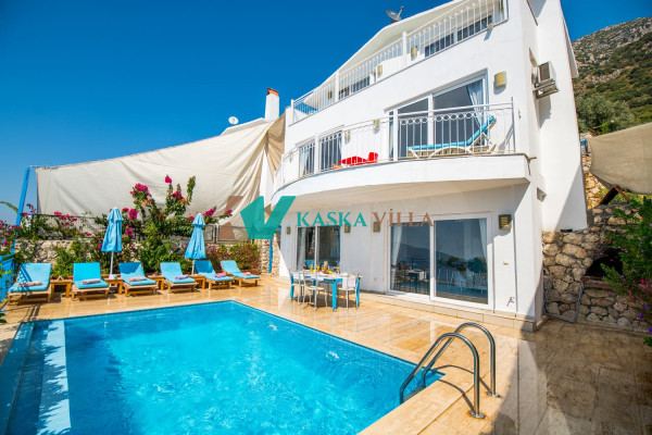Villa Paradise Zümrüt 4